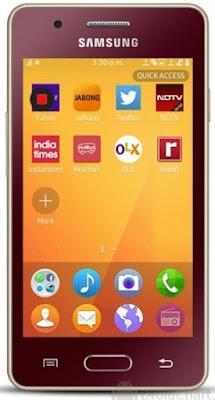 Samsung Galaxy Z2 PRICE SM-Z200F