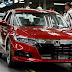 Honda Started production of the Accord 2018 In the factory, Ohio
