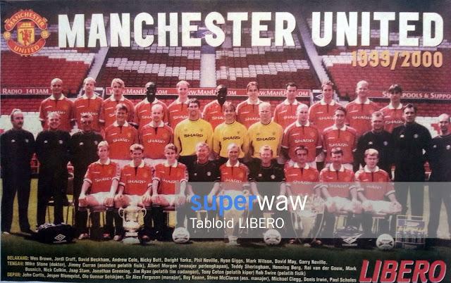 Tim Manchester United 1998