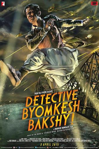 Detective Byomkesh Bakshy (2015) Movie Poster No. 2