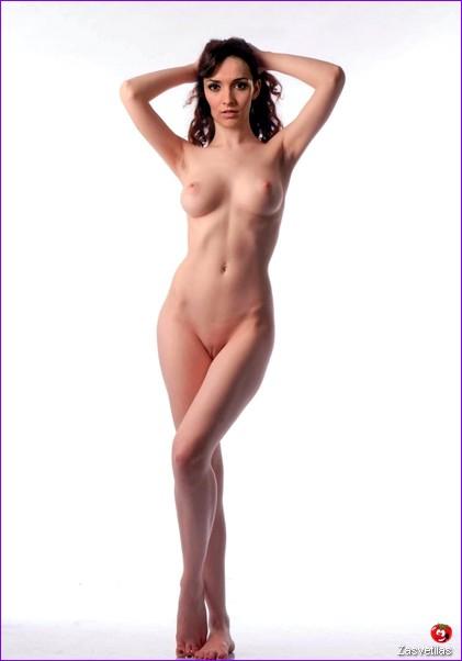 Юлия Зимина голая грудь