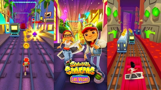 Subway Surfers Mod Apk Full Version