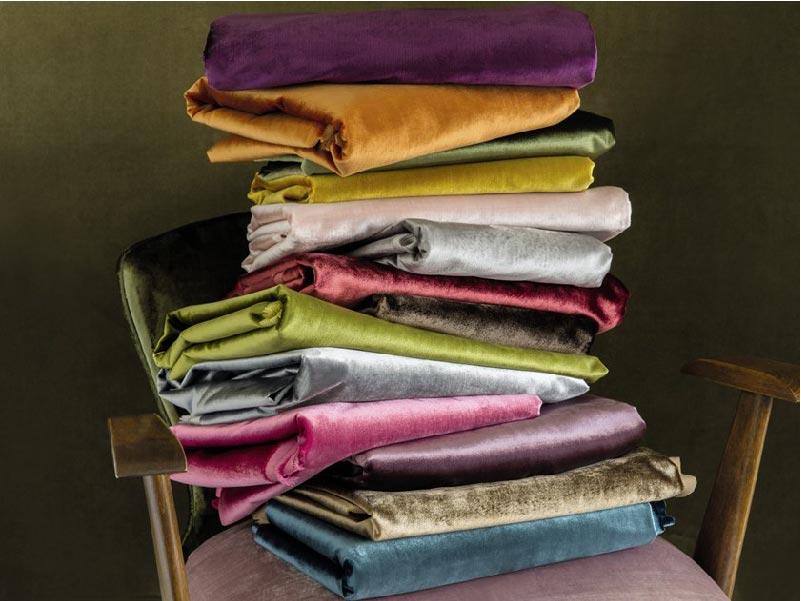 tessuti di velluto collezione PRIVATE di Élitis