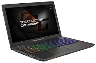 ASUS ROG GL553VD-FY047T Notebook Gaming Driver Free Download - For Windows 10
