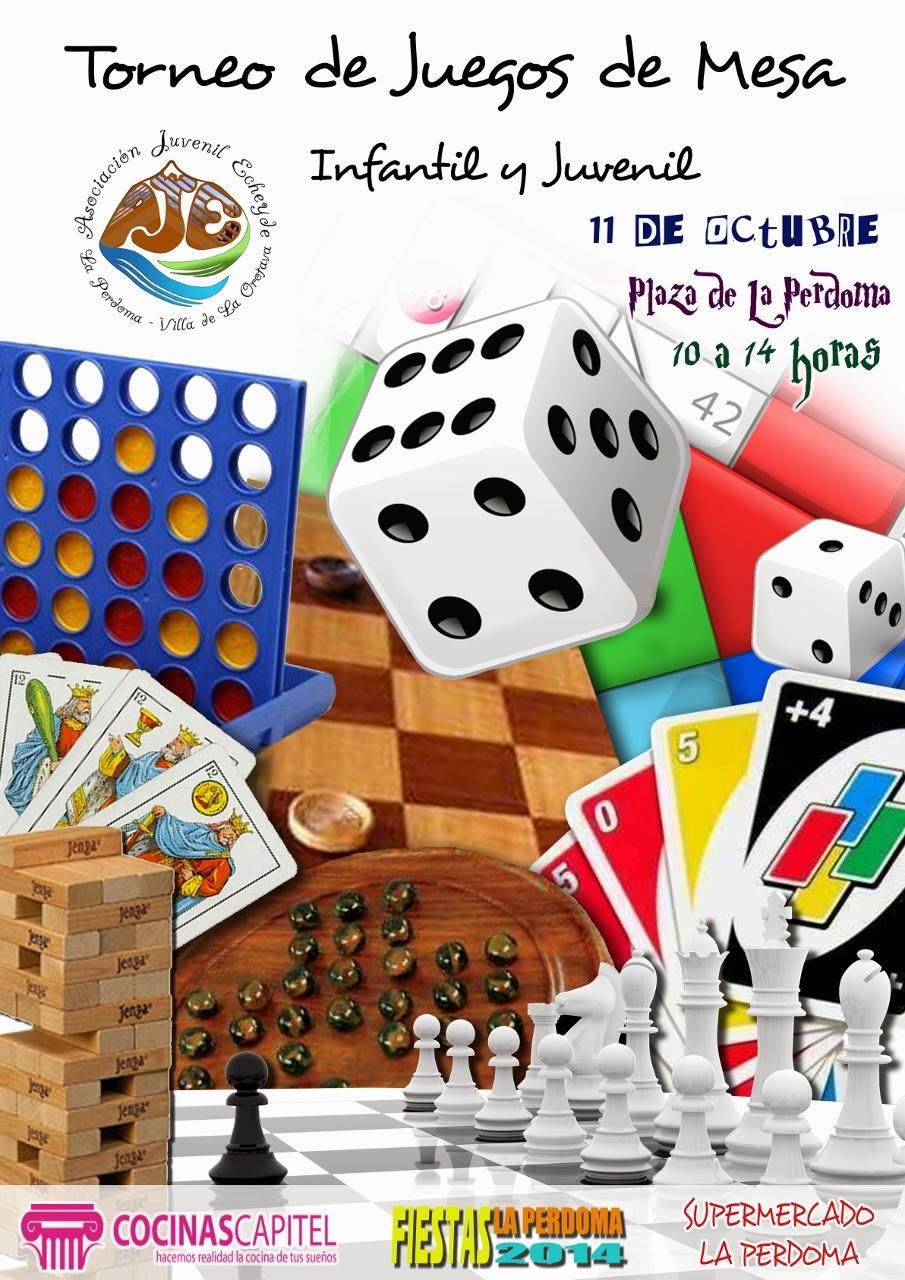 Nuestro Barrio De La Perdoma Torneo De Juegos De Mesa Fiestas La
