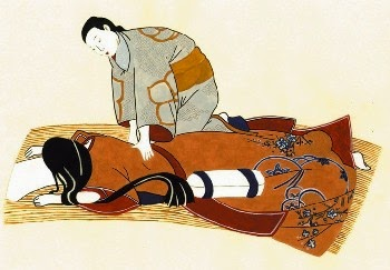 SHIATSU - Stampa giapponese