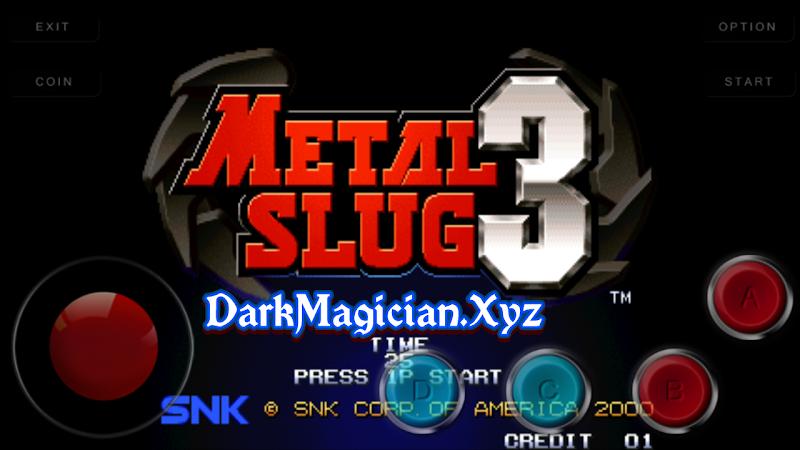 Metal Slug 3 খেলুন আপনার Android কিংবা Computer এ একই ফাইল দিয়ে