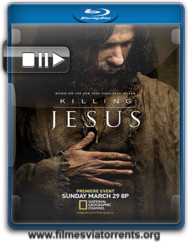 Quem Matou Jesus? Torrent - BluRay rip 720p Legendado (2016)