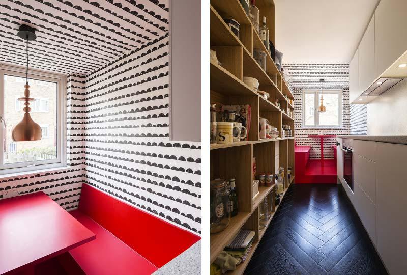 Appartamento Filippo - zona pranzo e cucina