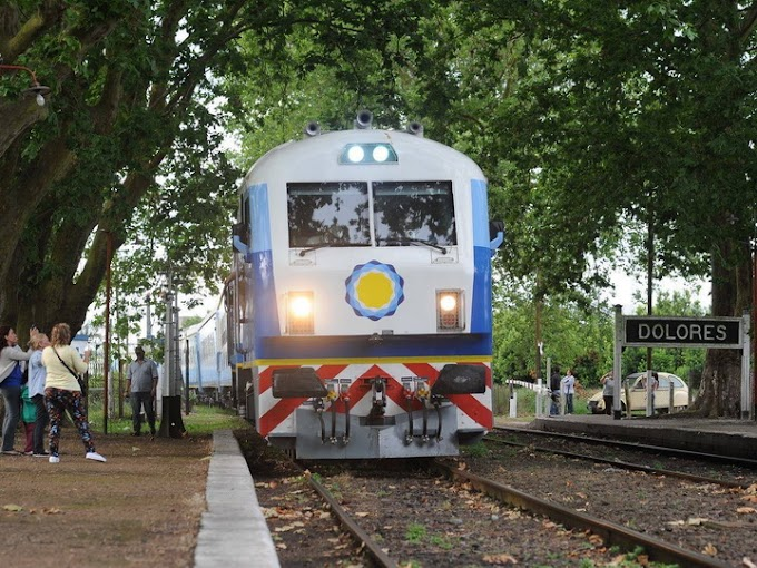 Cuando finalicen las obras, el Tren a Mar del Plata tardará 35 minutos menos