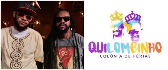 Produtora de Emicida e Rael patrocina colônia de férias para crianças negras