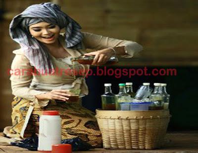 Foto Resep Jamu Tradisional Alami Sehat Sederhana Spesial Buatan Sendiri Homemade Ala Rumahan Asli Enak Segar