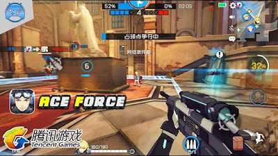 overwatch on android ace force apk by tencent games free download