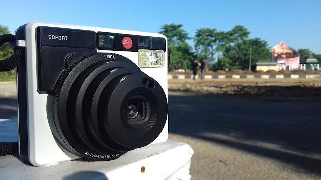 Pengalaman Memotret Menggunakan Kamera Polaroid
