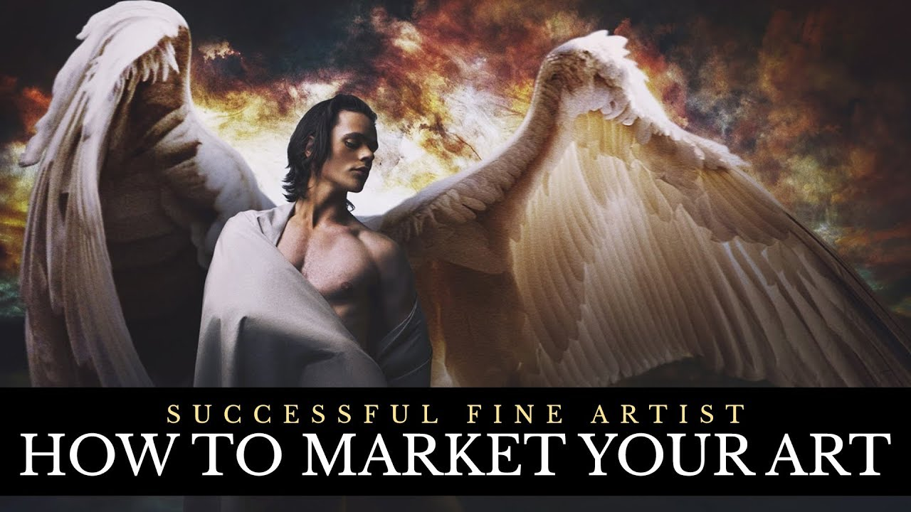 Successful Fine Artist in 2018: How to market your ART