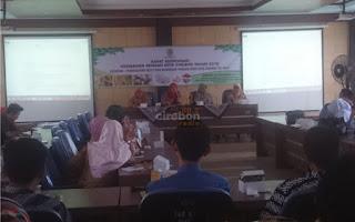 DPPKP Kota Cirebon Lakukan Koordinasi Terkait Keamanan Pangan