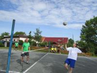 Nohejbalový turnaj V