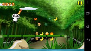 Panda Jump Fly