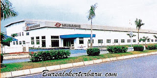 Lowongan Kerja Cikarang : PT Musashi Auto Parts Indonesia - Operator Produksi