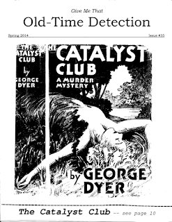 Old-Time Detection: The Catalyst Club