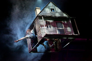 Wizard Of Oz Flying House The Oz Enthusia...