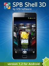 SPB Shell 3D Android app updated to v 1.2