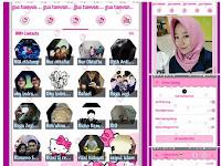 Download BBM Mod Pink Hello Kitty v3.2.5.12 Apk Full Fitur Terbaru 2017
