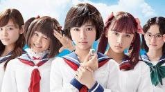 Nuevo teaser de la adaptación a live-action del manga Saki