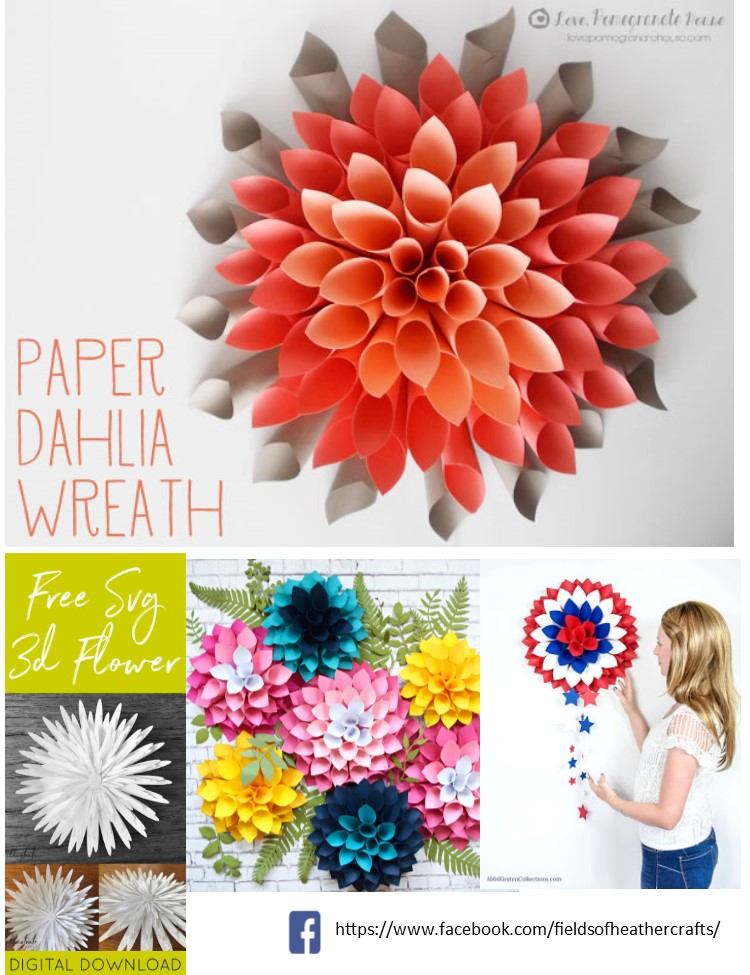182acb146 Fields Of Heather: Free Templates & Tutorials For Making Paper ...