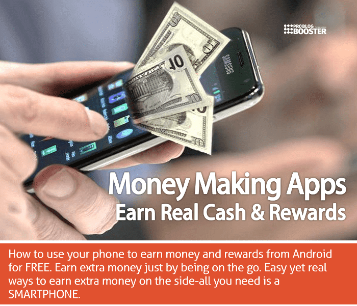 Free money earning apps
