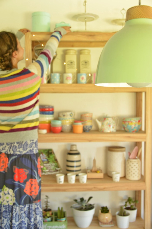 Cómo mantener el orden de la cocina por @theorganizationwiz