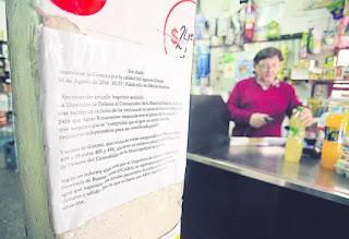 Peligro con el agua: en Gonnet los vecinos abren la canilla con miedo