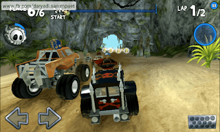 Foneboy Beach Buggy Racing Apk Android Game Download + Review