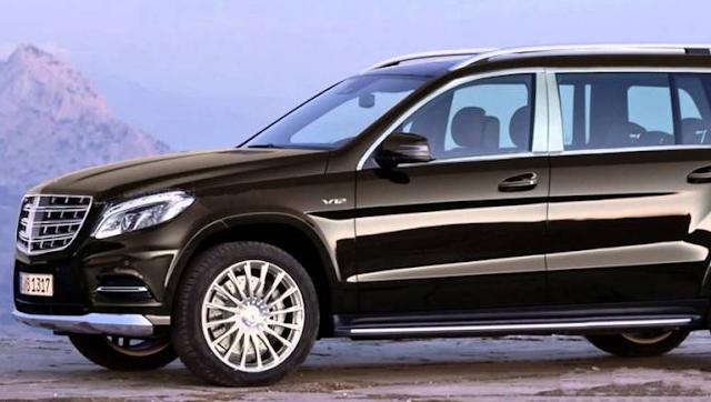 2018 Mercedes-Maybach GLS Price