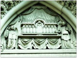 Anjos no Templo - Esculturas na Igreja Santa Teresinha, Porto Alegre