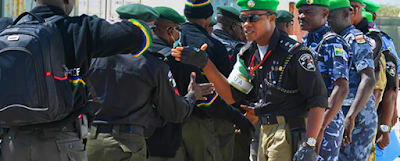 Nigeria Police Recruitment of 10000 Officers