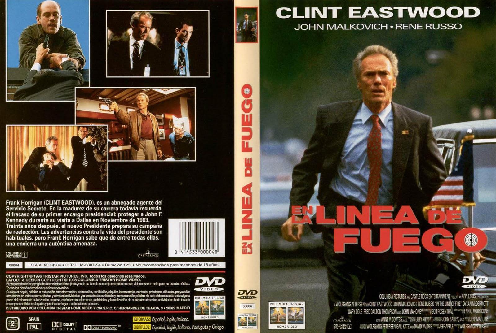 Línea de Fuego (2013) DVDRip Audio Latino - Hackstore