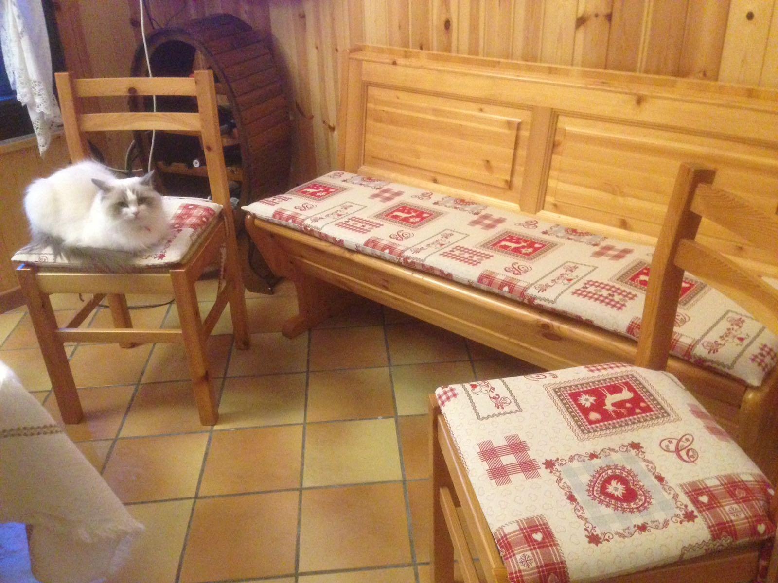 Magie creative di elena cuscino per sedia livy