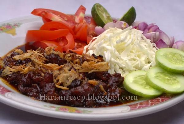Resep dan Cara Membuat Sate Daging Kambing Goreng