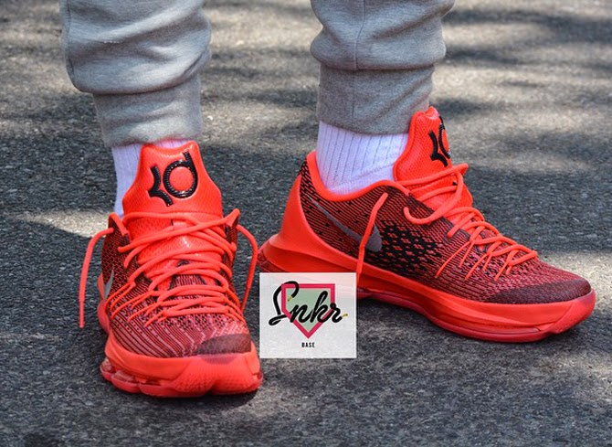 detailed look 87b31 87f0a clearance nike kd 8 low review 2a1d4 707bd