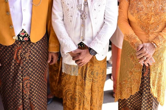 Batik Tradisional Pernikahan Yoyakarta