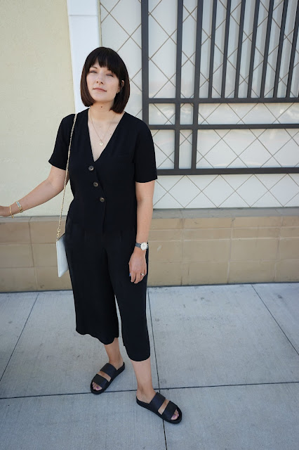 Spring look, OOTD, Asymmetric blouse, Topshop, Vince, Sandals, New mom, fashion, Fbloggers