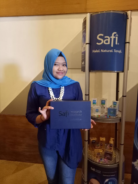 Safi; Skincare Halal yang Aman dan Nyaman