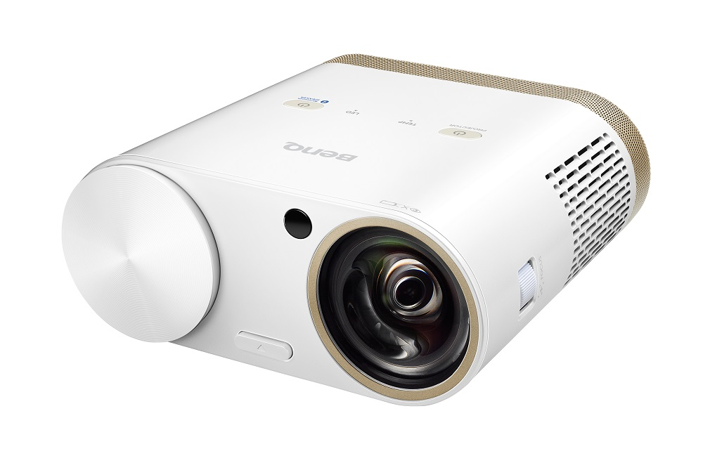 Benq announces the i500 compact projector teknogadyet for Best small projector 2016