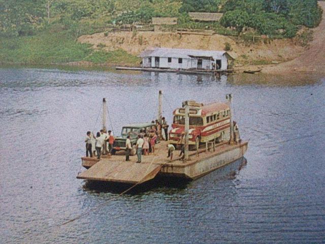 Resultado de imagem para balsa rio urubu