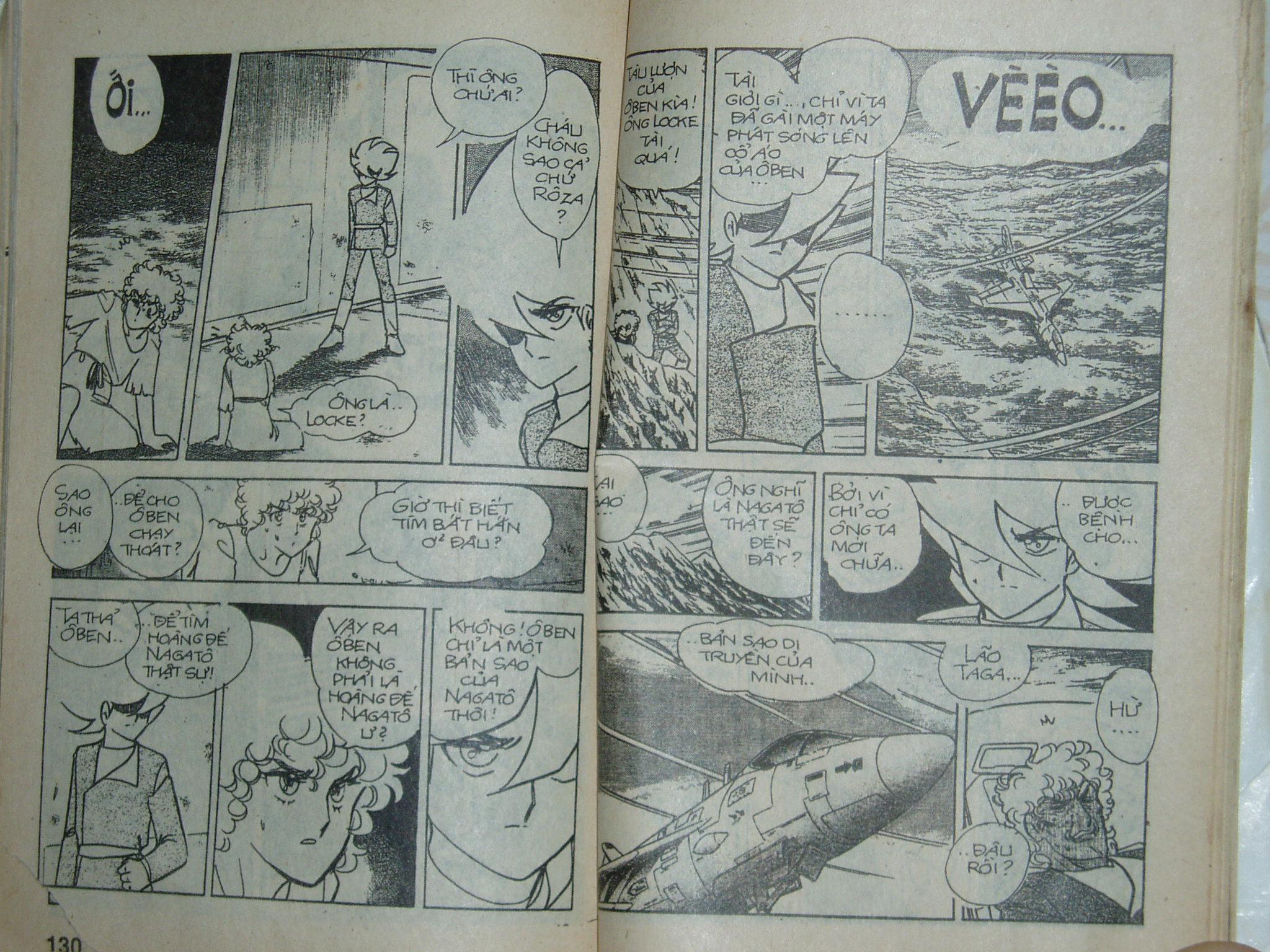 Siêu nhân Locke vol 13 trang 63