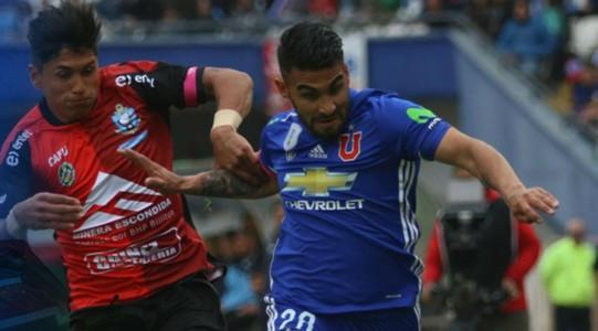 Universidad de Chile vs Antofagasta EN VIVO por la Copa Chile