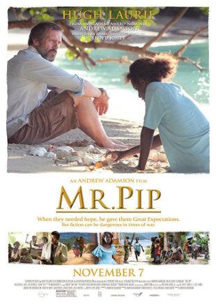 Mr. Pip 2012 Dual Audio Hindi English In BRRip 720p