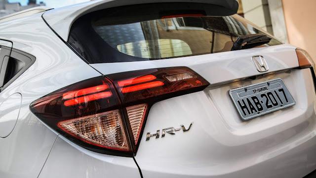 Novo Honda HR-V 2018 Touring