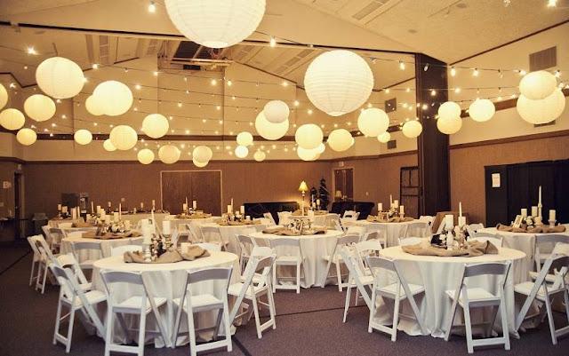 Peket Gedung Dengan Dekorasi via ruiyichem.com